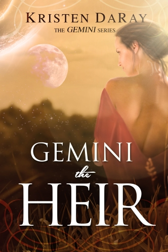 Gemini the Heir-by Kristen DaRay hi-res