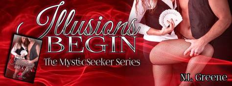 Illusions Begin Banner