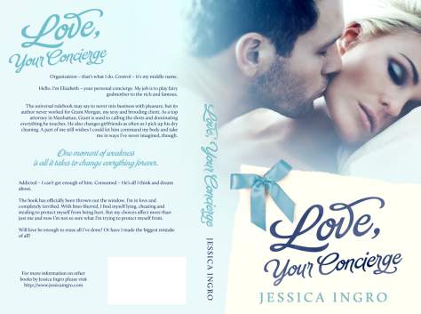 Love, Your Concierge Full Cover
