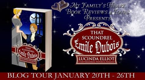 Tour Banner - Scoundrel